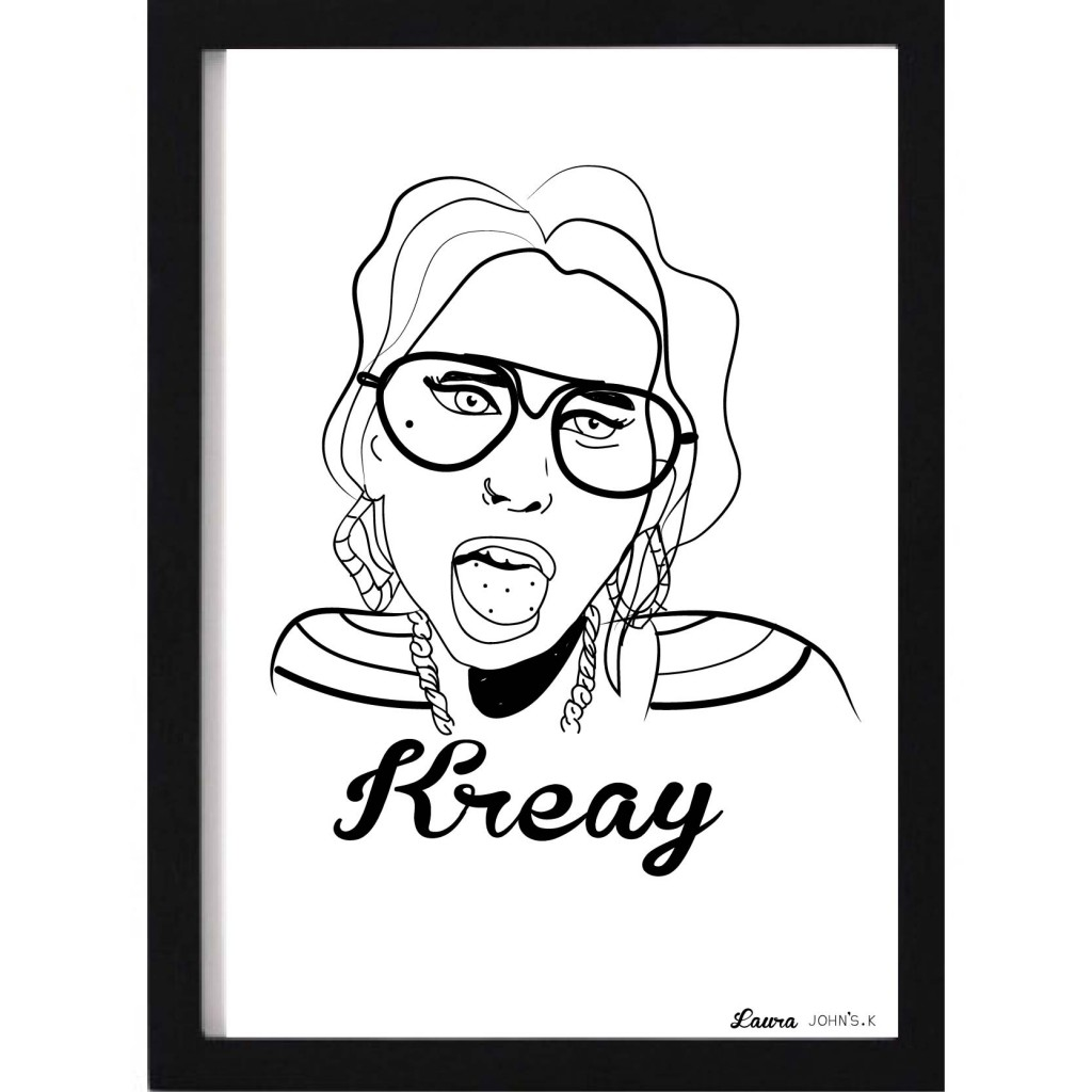 Kreay  by http://laurajohnsk.com/